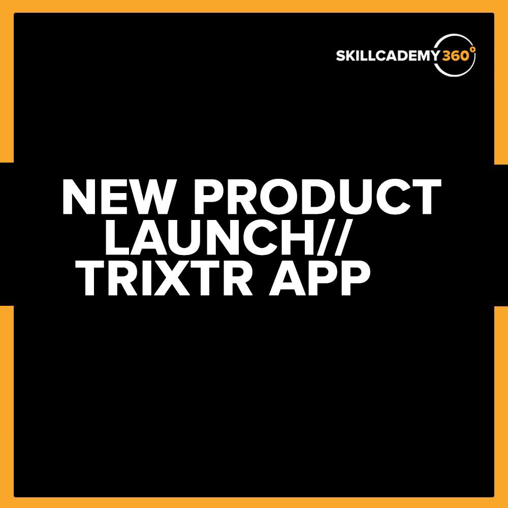 Launch Trixtr App