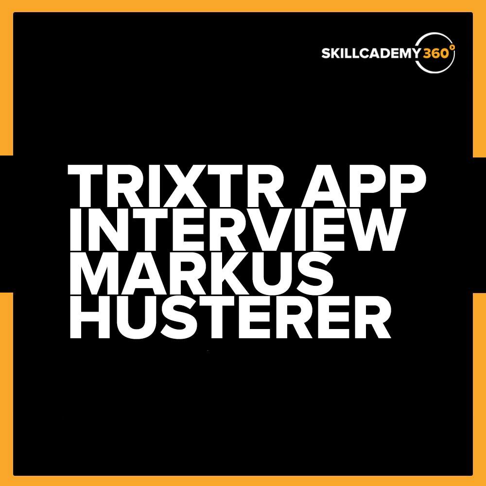 Trixtr-App: Der digitale Begleiter der FFH Fußballschule.